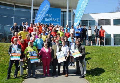 Copyright Parktherme Bad Radkersburg_Lauf- und Walking Opening 29.03.2014